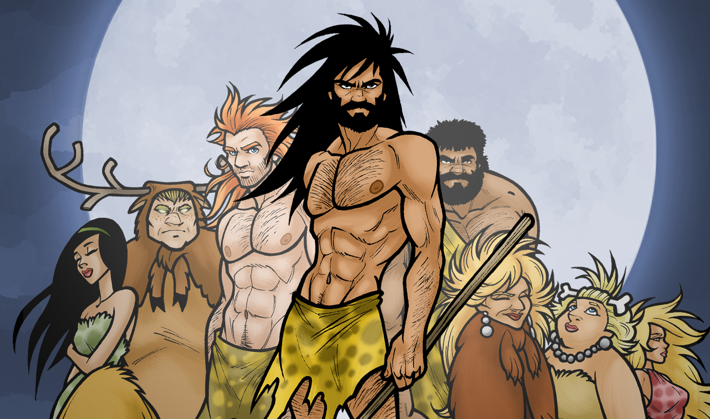The Cavemen